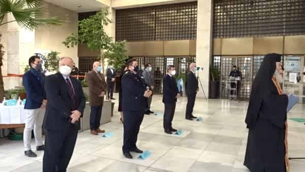 Τιμήθηκε την 6-3-2021 η μνήμη των  πεσόντων στο καθήκον αστυνομικών